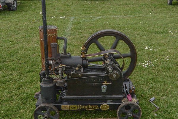 Stationary Engine